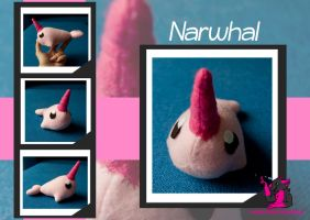 IT'S A NARWHAL by FurryFursuitMaker
