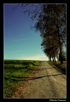 The road to... by Marthep