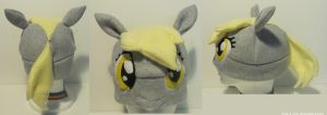 Derpy Hooves Hat (2013) by Like-a-Surr