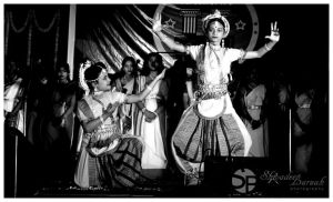 Classical dance of India by CypherVisor