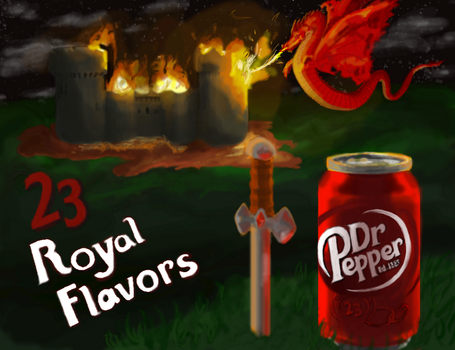 royal flavors by rock8034