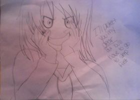 Jeff The Killer Goes Yandere or Is He Yangire? by BeautifulFlowerZ