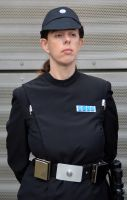 Imperial Officer Cosplay (1) by masimage