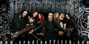 Cradle Of Filth by gothicwitch65