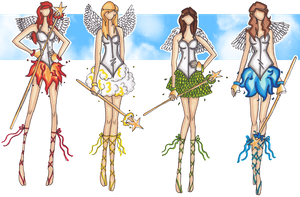 Sprites - Group by Blossom-Storm