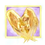 OES Angel Ruth by teutelquessir