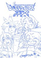 Digimon Tamers - Mirai Project chapter 06/01 by Riza23