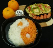 Vitamins, vitamins everywhere -- bento by shinjuco