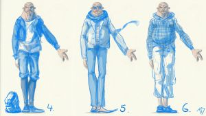 modelsheet for clothes part 2 by Breaky