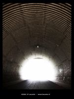 Tube shaped tunnel by Leconte