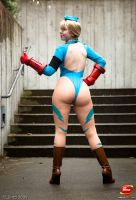 Cammy Cosplay Ikuy 5 by TheUnbeholden