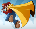 Cape Mario by Kevichan