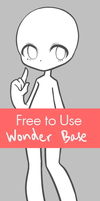 Free to Use Base {Wonder} by Koru-ru