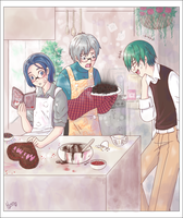 Kido Brothers Getting Culinary by digilife-gallery