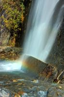 Rainbow Falls... by Mikelyjohnsono