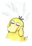 Psyduck by Shade-os