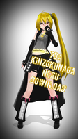 Tda Kinzokunaga Neru Download by Kodd84