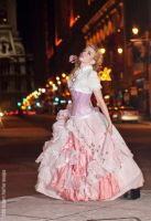 The Pink Victorian by LilyLisa