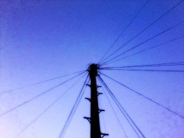 Stationary Electric Monolith by BagelfishTrousers