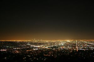 los angeles by aldeux