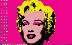 Andy Warhol - Windows 7 Theme by Windowsthememanager