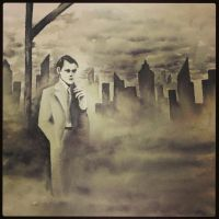 The Ghost of Fog Town by Slaughterose