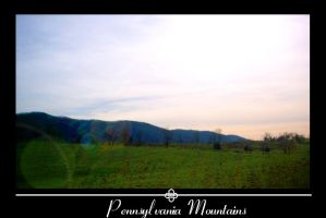 PA Mountains by faerykisses