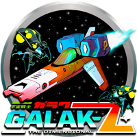 GALAK-Z The Dimensional by POOTERMAN