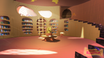 LoE Loading Screen - Library by Nitrouspony