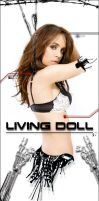 living doll by Fleurine-Retore
