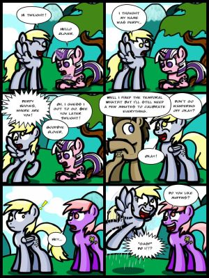 Derpy Comic 11 by AlCoconut