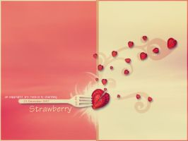 strawberry by charming-uae