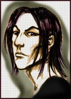 Snape by Androgynous-Whoredom