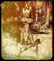 Slide23 -Orc Warrior circa1872- Second Life by Jace-Lethecus
