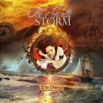 The Gentle Storm - The Diary CD Artwork by AlexandraVBach
