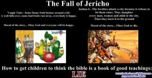 The Fall of Jericho by AAtheist