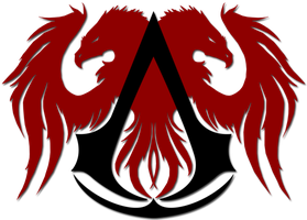 Assassin's Creed Eagle Logo 2 by tehdal