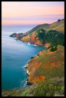 San Francisco Coast by ChimpyJay