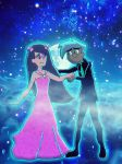 AT- Danny and Cecelia by SarahMyriaCarter