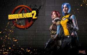 Borderlands Sirens by AnaAesthetic