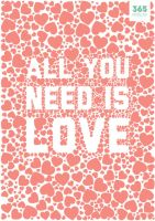 Beatles-All-You-Need-Love by TiagosemH
