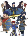 The Smashers of Fire Emblem by Fonix187