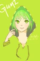 GUMI by WarmWinter
