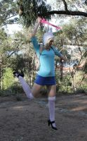 Fionna - Attack! by PantySmarts