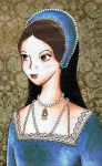 Anne Boleyn by Lirian97