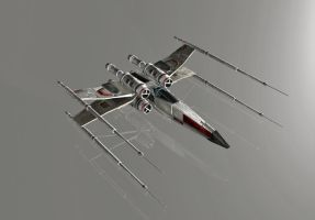 X-Wing by dede23
