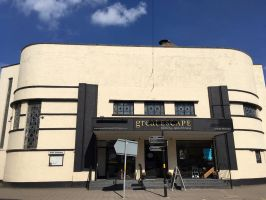 Great Escape at Welshpool Pola Cinema by rlkitterman