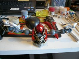 MG Sinanju WIP 4 by Lord-Plankton