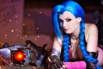 Jinx 4 by Kinpatsu-Cosplay