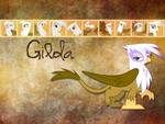 Gilda Wallpaper by phasingirl